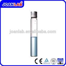 JOAN LAB Borocilicate 3.3 Glass Test Tube With Aluminium Cap