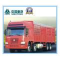 290HP Euroii Sinotruk / Cnhtc HOWO 8 X 4 Тяжелый грузовой автомобиль / грузовик 31 Ton Zz1317m3861V