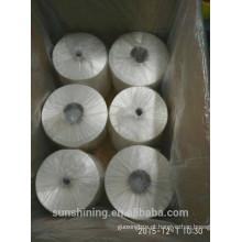 120D / 30F VISCOSE RAYON FILAMENT YARN Brilhante Branco cru Qualidade superior na China