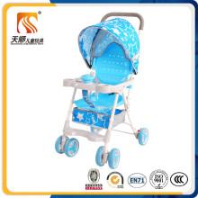 OEM Design Babytrage Spielzeug 6 Räder Kunststoff Kinderwagen Sitz für Säugling