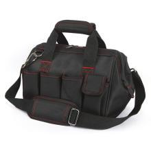Custom Wholesale Plumber Carpenter Technician Engineer Electrical Bag Repair Belt Polyester Heavy Duty Rolling Tool Tote Bag