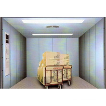 CE approved freight elevator / wearhouse use goods lift