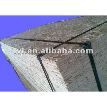 OSB in packaging grade and construction grade
