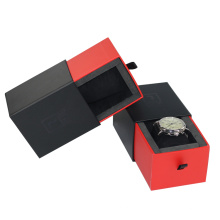 2019 Luxury drawer packaging boxes , simple cheap gift long watch box for wholesale