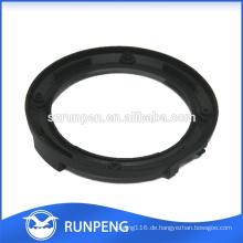 Soem-Präzisions-Aluminium Druckguss-LED-Abdeckungs-Ring-Teile