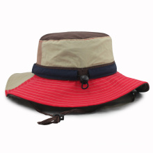 Plain Custom Bucket Hat Wholesale with Toggle and String