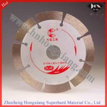 114мм алмазный сегментный пильный диск для каменной керамики