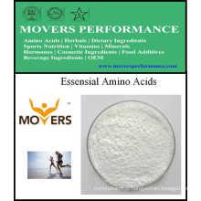 Melhor suplemento nutricional Aminoácidos Essenciais (EAA)