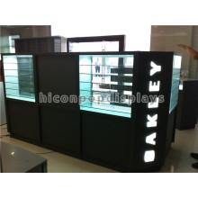 New Design Display Glasses Solution Led Lighting Sunglass Showroom Display Case Sunglass Display Kiosk