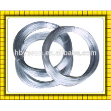 Galvanized flat iron wire