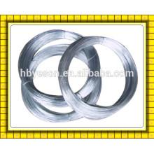 Galvanized flat iron wire