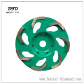 L shape Cup Grinding Wheel for Concrete