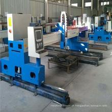 Máquina de corte plasma CNC / máquina de corte de chama pórtico