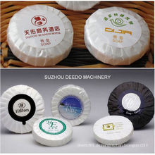 Hotel-Seife / WC-Block / Wc-Block-Plättungs-Verpackungs-Verpackungsmaschine