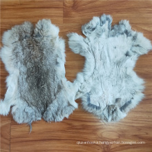 Clothing Accessories High Quality Genuine snow Rabbit Fur Wild Rabbit Fur Skin wild Rabbit Fur hide