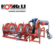 HL250Y4 máquina de fusão de solda com rotação manual
