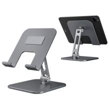 Tablet Holder for Desk Stand Foldable Tablet Holder