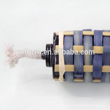 antorcha de bambú de la antorcha de Japón