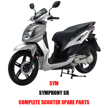 SYMPHONY SR para SYM Complete Scooter Spare Parts Original Spare Parts