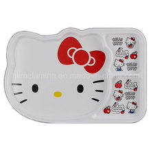 Kids Melamine Serving Tray with Logo (TR7345)