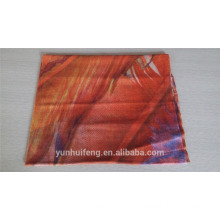 New design printed pashmina scarf