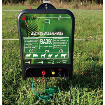 electronic fence charger DC