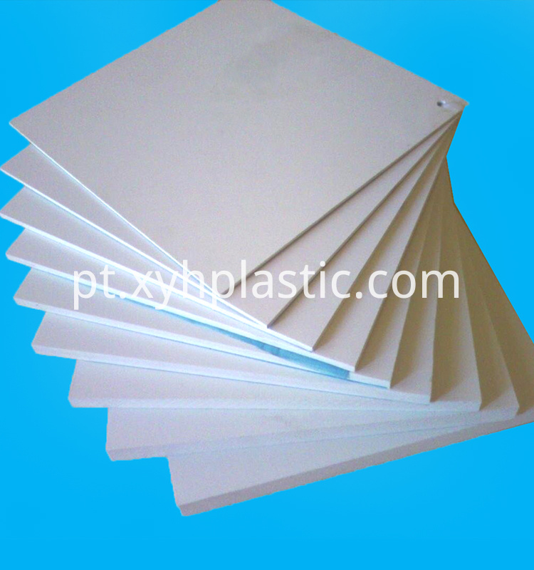 Virgin PTFE Sheets