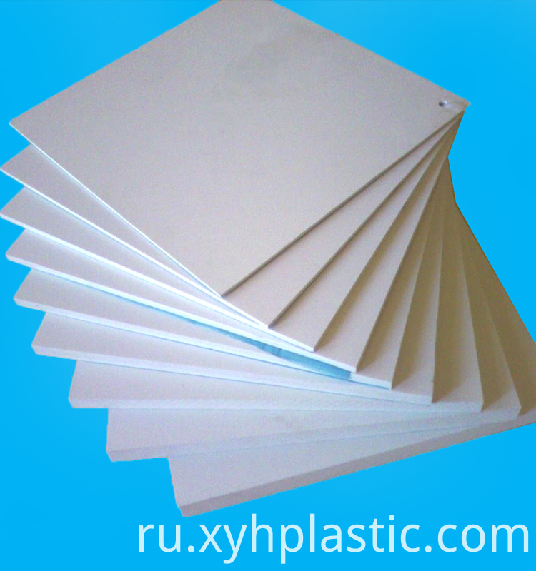 High Temperature PTFE Sheet
