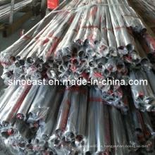 Tubos de acero inoxidable ASTM-270