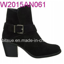 Square Toe 2015products Rough Heel Shoes