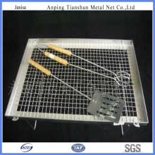 Parrilla de barbacoa Malla de alambre con buena calidad (TS-J405)