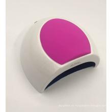Lámpara de clavo de 48 vatios / lámpara de fototerapia de arte de clavos deslizante / clavo profesional CCFL + LED