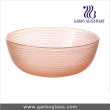 6.5′′ Color Sprayed Glass Salad Bowl