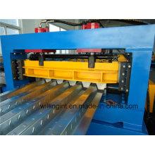 Machine de formage à froid de métal de plate-forme de plancher de haute qualité