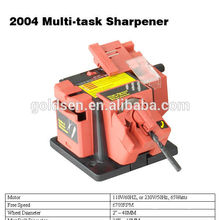 70w Power Multi Purpose Sharpening Machine Drill Bits Knife Scissors Chisel Blades Electric Planer Blade Sharpener Grinder