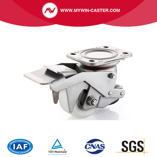 Stainless Steel PA Auto Adjustable Caster