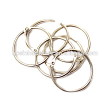 2015 hergestellt in China-Qualitäts-Metall-Edelstahl-Mappe-Buch-Ring