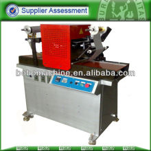 Car licence plate hot stamping machine