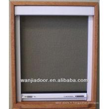 écran de fenêtre insonorisé de fenêtre coulissante en aluminium de prix concurrentiel