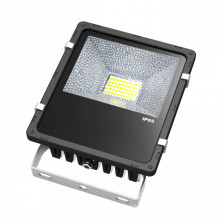 10W 20W 30W 50W 80W 100W LED Solar Floodlight Aluminum 50W AC 24V