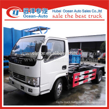 DongFeng new smaller garbage truck dimensions