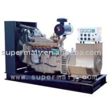 Lpg generador eléctrico de 10kw a 1000kw tipo abierto y silencioso GLP GNC gas natural
