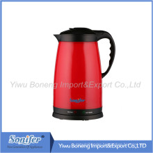 1.8L Plastic Kettle Electric Water Kettle Sf 2008 (red)