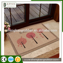 Custom Printed Floormat Washable Mat,