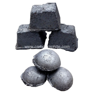 Coal Tar Pitch CPC Baked Ferroalloys Electrode Paste