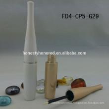 unique design empty eyeliner slim shape eyeliner bottle plastic