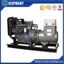 Weichai Spare Parts 20kw 25kVA Ricardo Industrial Diesel Generator