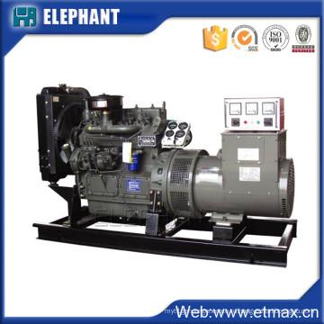 Двигатель weichai запасных частей 20квт 25ква Ricardo генератор Промышленный дизельный