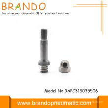 Polvo bolsa agitador válvula solenoide inducido