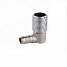 Bathrroom accessories 90 degree elbow fittings  bevel connection 45g brass accessories